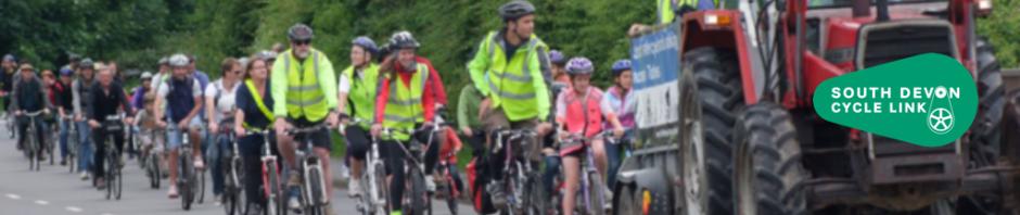 South Devon Cycle Link